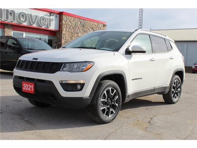 2021 Jeep Compass Sport (Stk: 21-080) in Hanover - Image 1 of 17