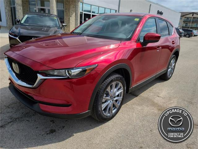 2021 Mazda CX-5 GS w/Comfort Package (Stk: M21131) in Steinbach - Image 1 of 24