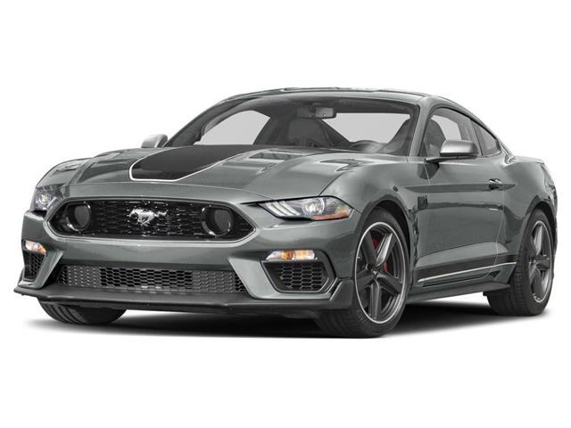2021 Ford Mustang Mach 1 (Stk: B8-0113) in Burlington - Image 1 of 2