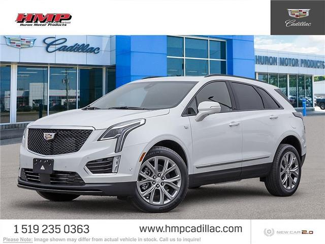 2021 Cadillac XT5 Sport (Stk: 90945) in Exeter - Image 1 of 10