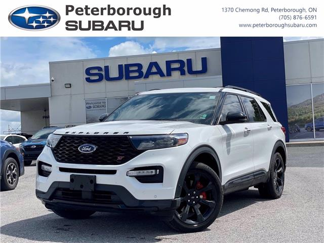 2020 Ford Explorer ST (Stk: S4469A) in Peterborough - Image 1 of 26