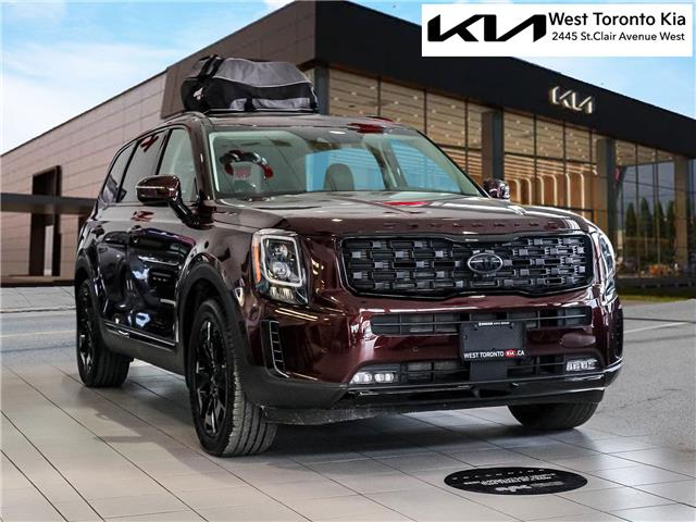 2021 Kia Telluride SX Limited + Black Styling Elements (Leather) (Stk: 21086) in Toronto - Image 1 of 30