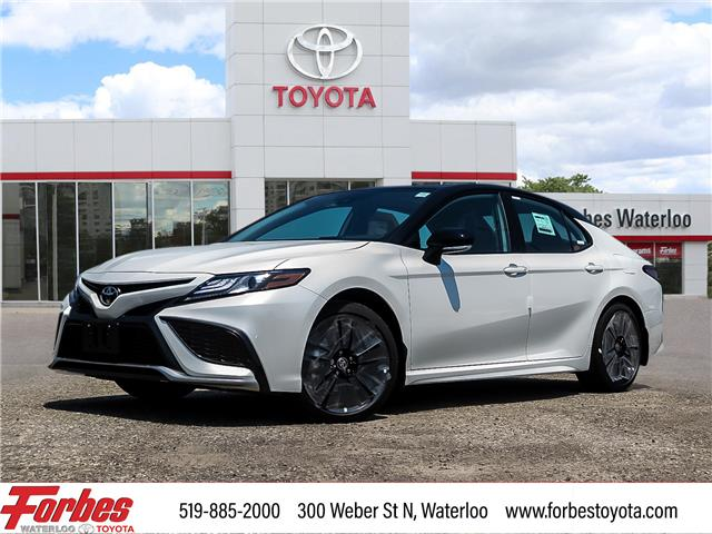 2021 Toyota Camry XSE (Stk: 13056) in Waterloo - Image 1 of 18