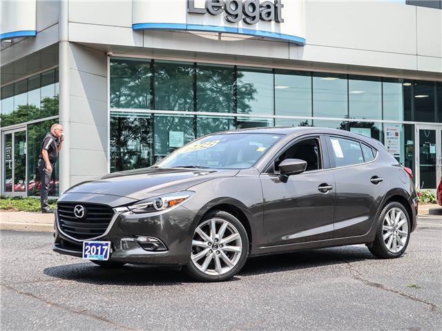 2017 Mazda Mazda3 Sport GT (Stk: 214150A) in Burlington - Image 1 of 20