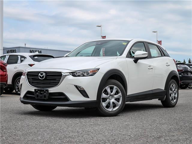 2019 Mazda CX-3 GX (Stk: 12227A) in Ottawa - Image 1 of 8