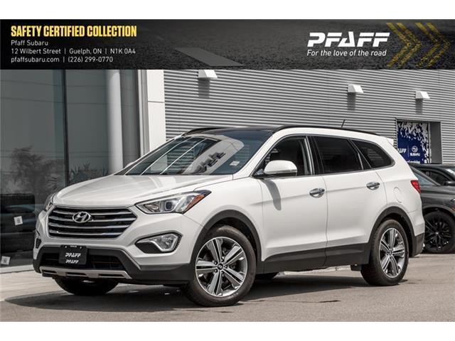 2015 Hyundai Santa Fe XL Limited (Stk: SU0342A) in Guelph - Image 1 of 22
