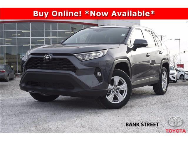2021 Toyota RAV4 XLE (Stk: 19-29377) in Ottawa - Image 1 of 25