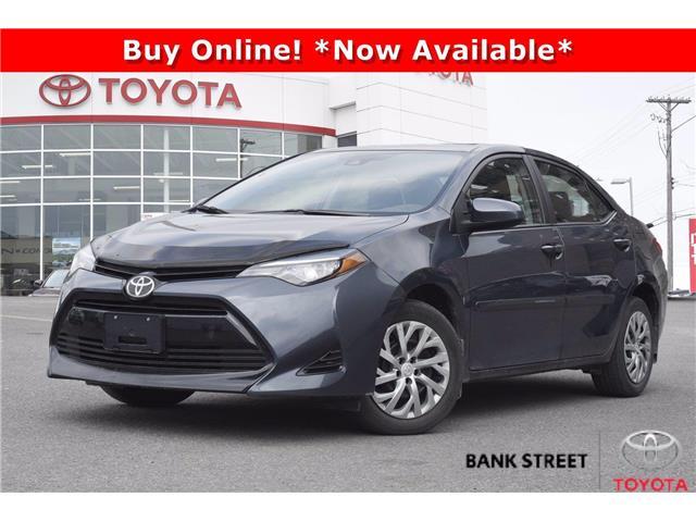 2017 Toyota Corolla LE (Stk: 19-L29105) in Ottawa - Image 1 of 22