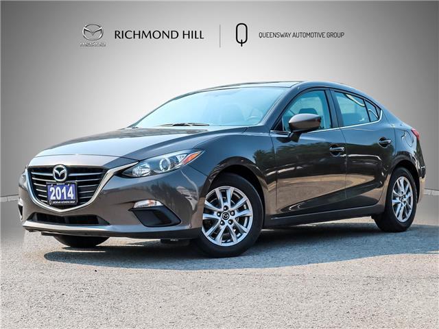 2014 Mazda Mazda3 Sport GS-SKY (Stk: 21-520AA) in Richmond Hill - Image 1 of 25