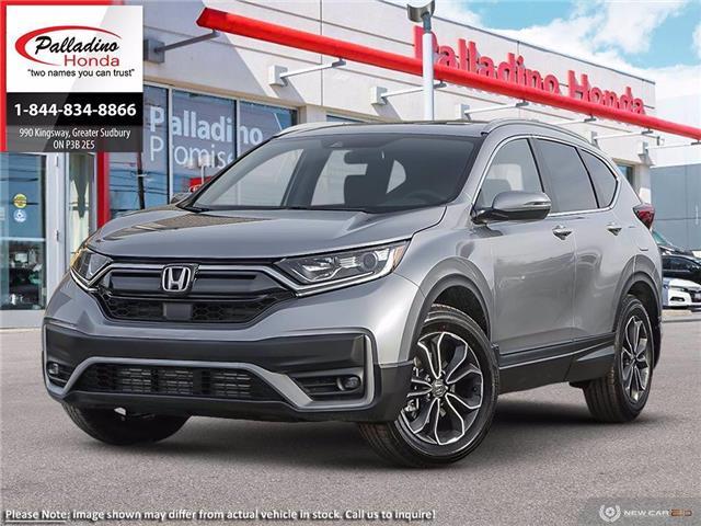 2021 Honda CR-V EX-L (Stk: 23411) in Greater Sudbury - Image 1 of 16