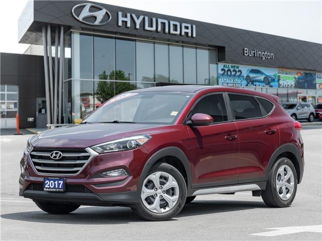 2017 Hyundai Tucson Base (Stk: D2937A) in Burlington - Image 1 of 19