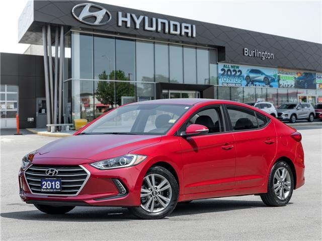 2018 Hyundai Elantra GL (Stk: U1083) in Burlington - Image 1 of 22