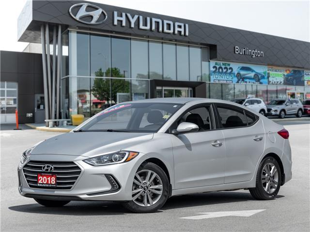 2018 Hyundai Elantra GL (Stk: U1070A) in Burlington - Image 1 of 22