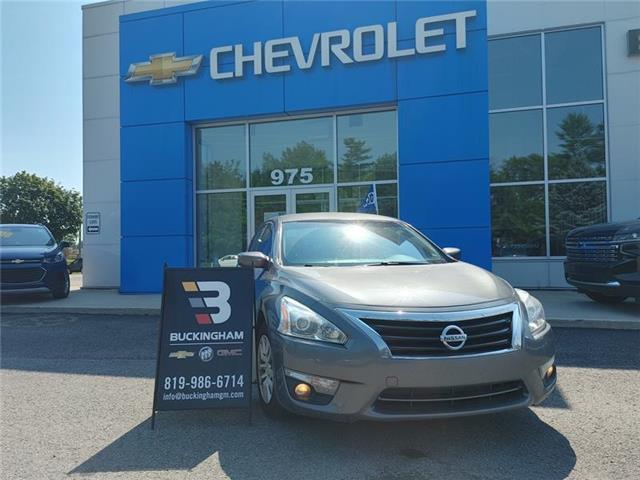 2015 Nissan Altima 2.5 S (Stk: 21280A) in Gatineau - Image 1 of 20