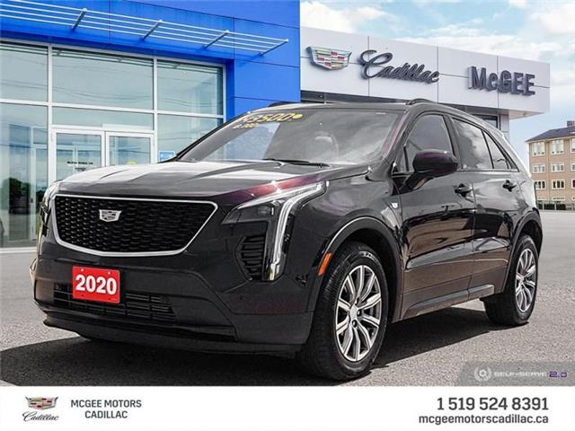 2020 Cadillac XT4 Sport (Stk: 022300) in Goderich - Image 1 of 22
