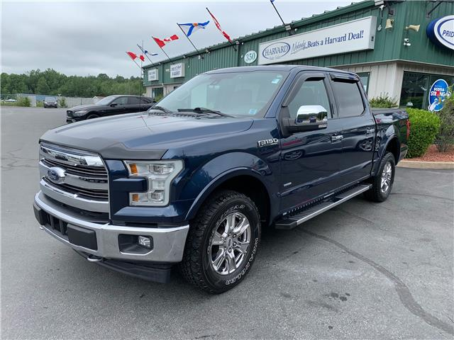 2017 Ford F-150 Lariat (Stk: 11101) in Lower Sackville - Image 1 of 17