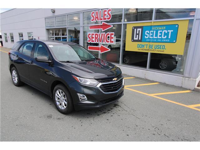 2018 Chevrolet Equinox LS (Stk: PJW55002) in St. John\'s - Image 1 of 20