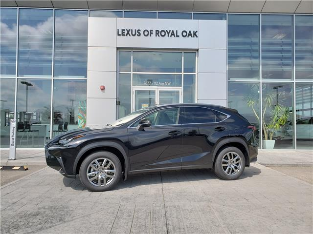 2021 Lexus NX 300 Base (Stk: L21473) in Calgary - Image 1 of 12