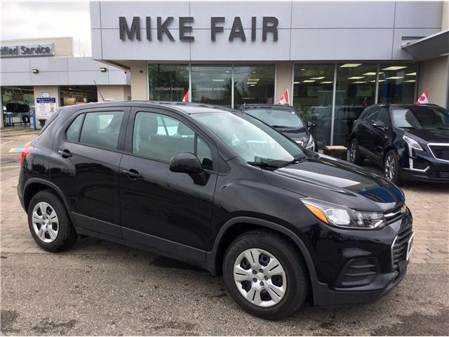 2018 Chevrolet Trax LS (Stk: 21286A) in Smiths Falls - Image 1 of 16
