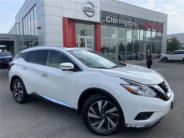 2017 Nissan Murano Platinum (Stk: MC135550A) in Bowmanville - Image 1 of 21