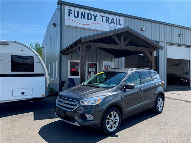 2018 Ford Escape SE (Stk: 21034a) in Sussex - Image 1 of 10