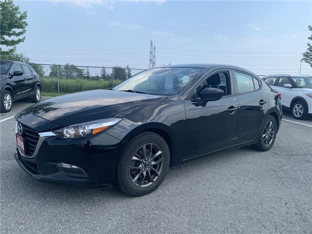2018 Mazda Mazda3 GX (Stk: MC679924A) in Bowmanville - Image 1 of 15