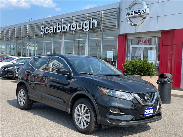 2020 Nissan Qashqai S (Stk: D20028) in Scarborough - Image 1 of 8