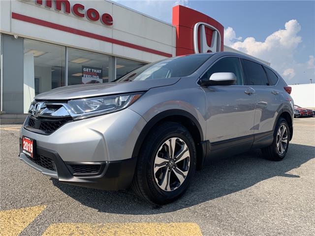 2019 Honda CR-V LX (Stk: 21046A) in Simcoe - Image 1 of 21