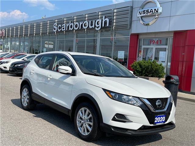 2020 Nissan Qashqai S (Stk: D20045) in Scarborough - Image 1 of 8