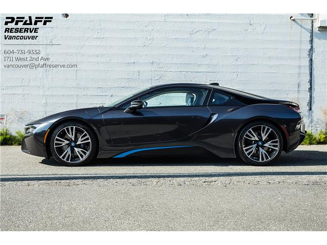 2017 BMW i8 Base (Stk: VU0606B) in Vancouver - Image 1 of 19