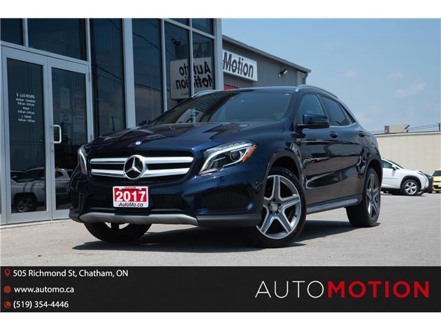 2017 Mercedes-Benz GLA 250 Base (Stk: 211224) in Chatham - Image 1 of 26