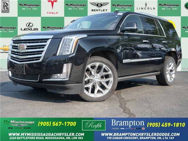 2016 Cadillac Escalade Platinum (Stk: 1594) in Mississauga - Image 1 of 30