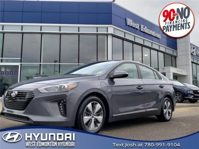 2018 Hyundai Ioniq Plug-In Hybrid Base (Stk: E5720) in Edmonton - Image 1 of 21