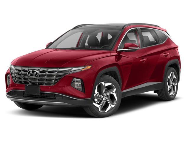 2022 Hyundai Tucson Preferred w/Trend Package (Stk: N23304) in Toronto - Image 1 of 9