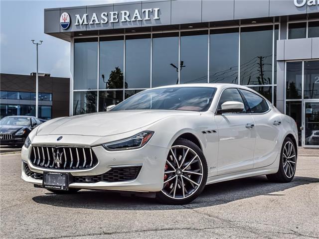 2019 Maserati Ghibli S Q4 GranLusso (Stk: 629MASERVICE) in Oakville - Image 1 of 30