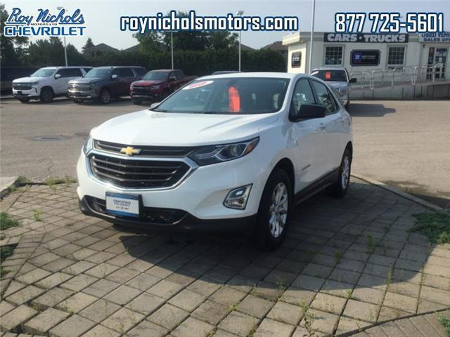 2018 Chevrolet Equinox LS (Stk: X046A) in Courtice - Image 1 of 14