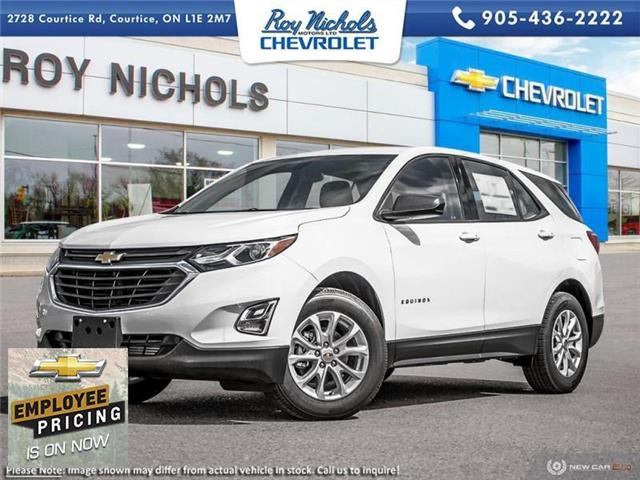 2021 Chevrolet Equinox LS (Stk: X455) in Courtice - Image 1 of 23