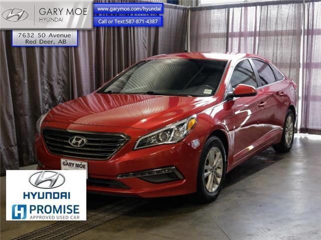 2017 Hyundai Sonata GL (Stk: 1VN7978A) in Red Deer - Image 1 of 23
