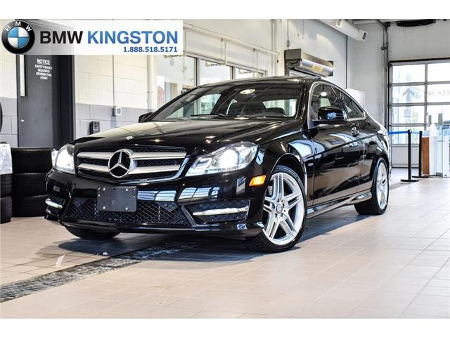 2012 Mercedes-Benz C-Class Base (Stk: 21141A) in Kingston - Image 1 of 25