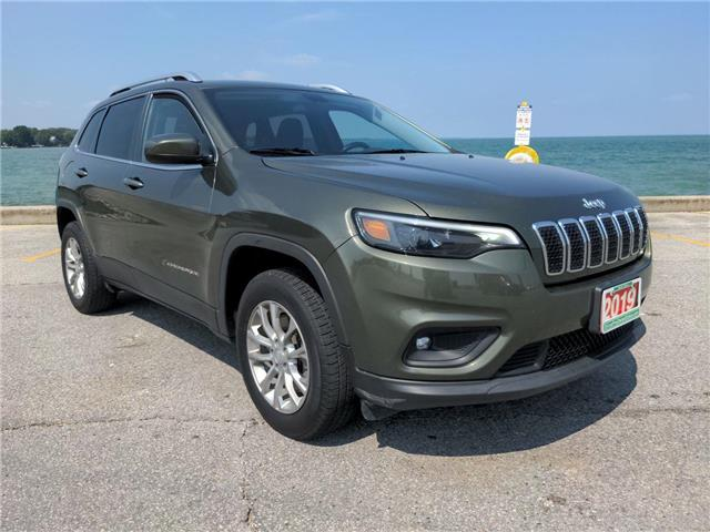 2019 Jeep Cherokee North (Stk: D0392) in Belle River - Image 1 of 15