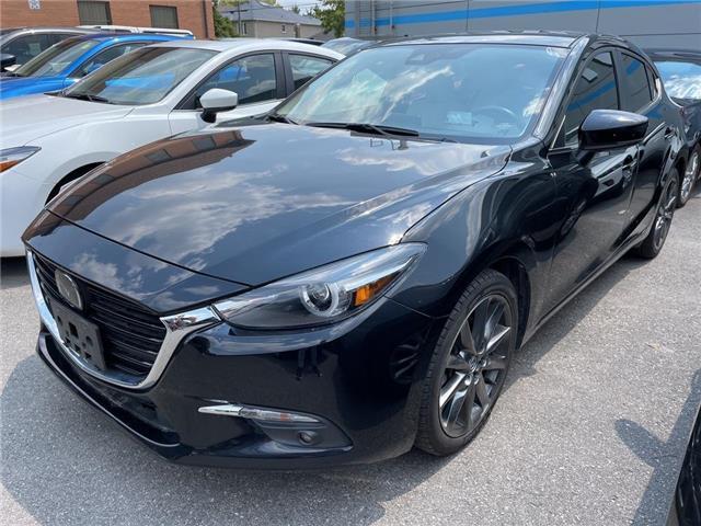 2018 Mazda Mazda3 Sport GT (Stk: P3694) in Toronto - Image 1 of 22