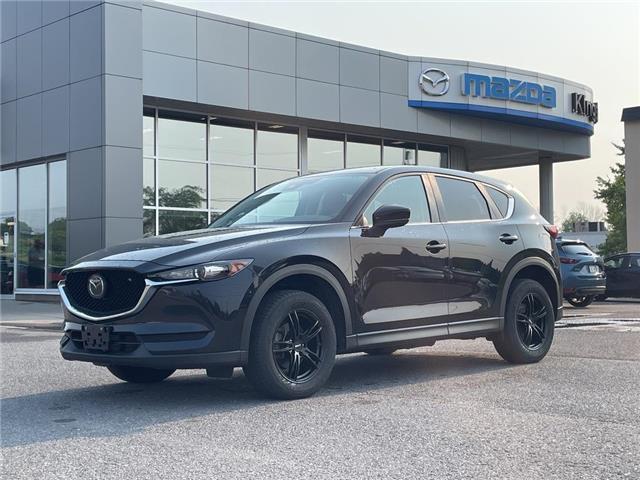 2019 Mazda CX-5 GS (Stk: 21t161b) in Kingston - Image 1 of 15