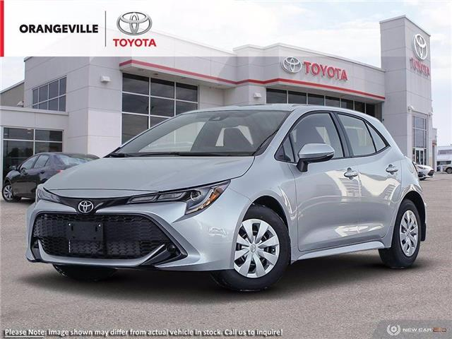 2021 Toyota Corolla Hatchback Base (Stk: 21484) in Orangeville - Image 1 of 23
