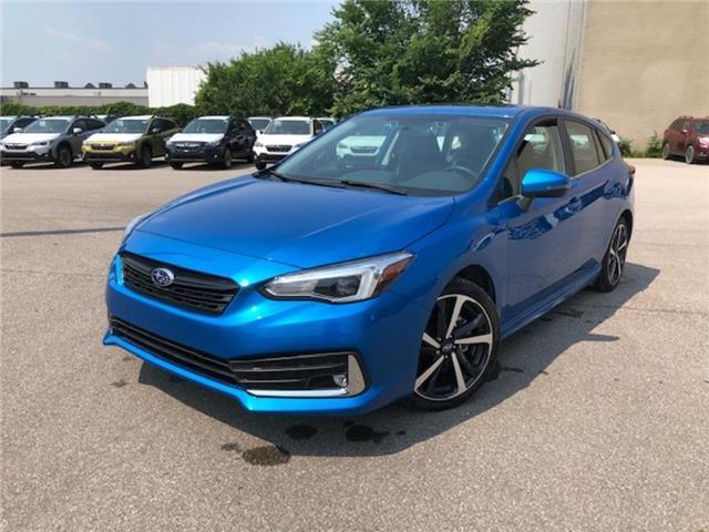 2020 Subaru Impreza Sport-tech (Stk: 21247) in Toronto - Image 1 of 26
