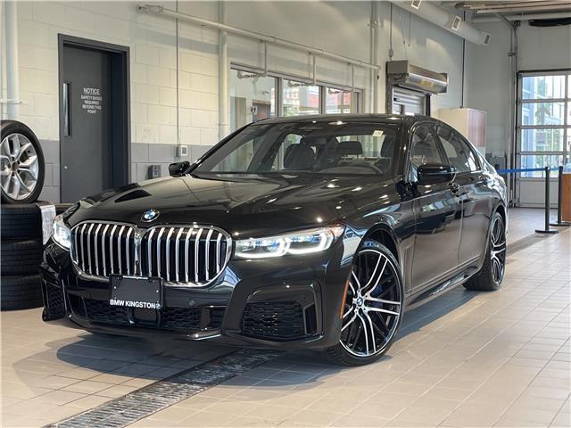 2021 BMW 750i xDrive (Stk: 21161) in Kingston - Image 1 of 18