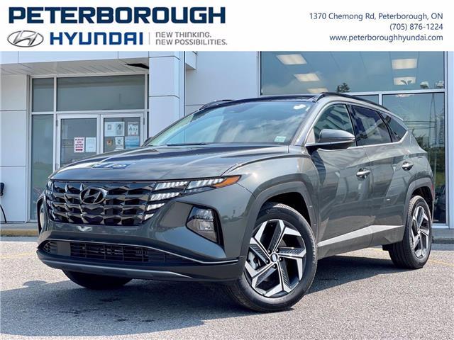 2022 Hyundai Tucson Hybrid Luxury (Stk: H13031) in Peterborough - Image 1 of 30
