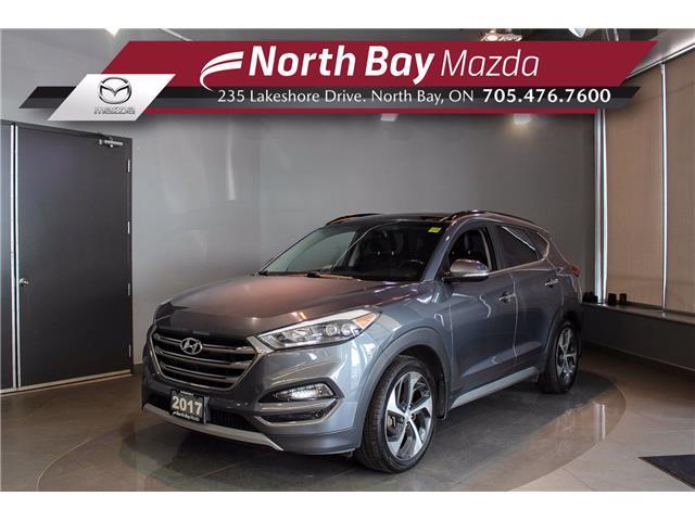 2017 Hyundai Tucson Limited (Stk: 21180A) in North Bay - Image 1 of 31