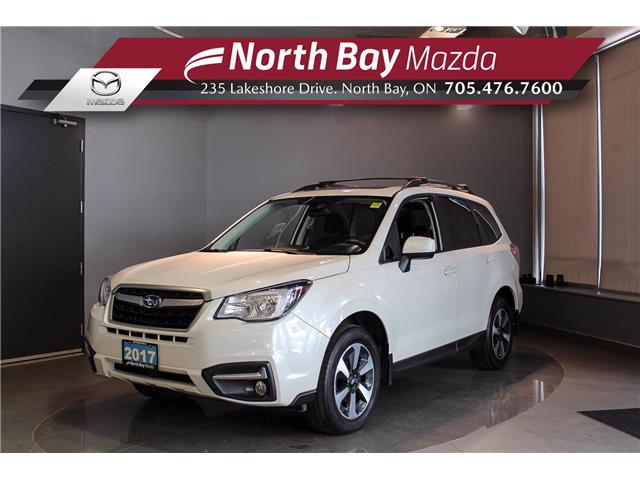 2017 Subaru Forester 2.5i Touring (Stk: U6827) in North Bay - Image 1 of 26