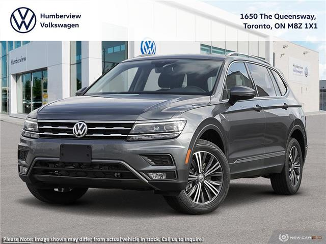 2021 Volkswagen Tiguan Highline (Stk: 98757) in Toronto - Image 1 of 23