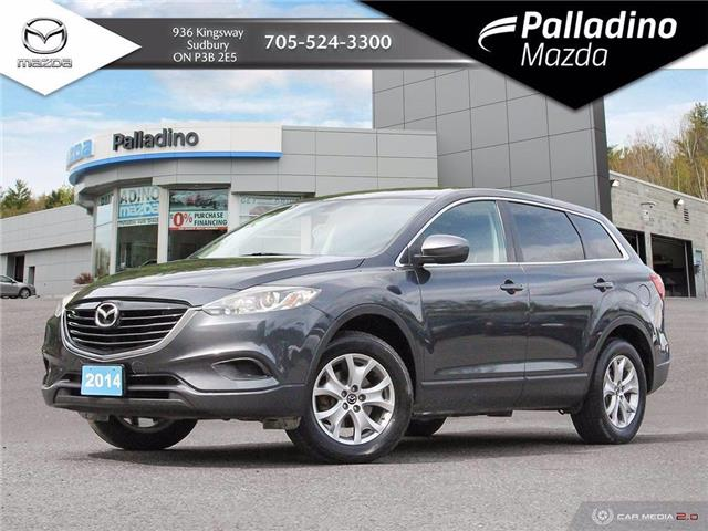 2014 Mazda CX-9 GS (Stk: 8063A) in Greater Sudbury - Image 1 of 25